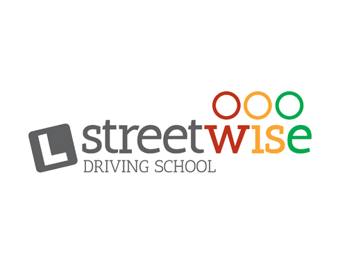 Streetwise Driving School | logo design