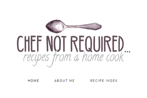 Chef Not Required
